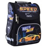 "Рюкзак школьный каркасный Smart PG-11 ""Speed Champions"""