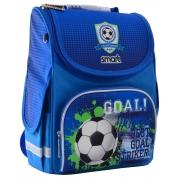 """Рюкзак школьный каркасный Smart PG-11 """"Goal"""""""