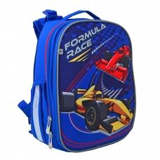 """Рюкзак школьный, каркасный H-25 """"Formula Race"""""""