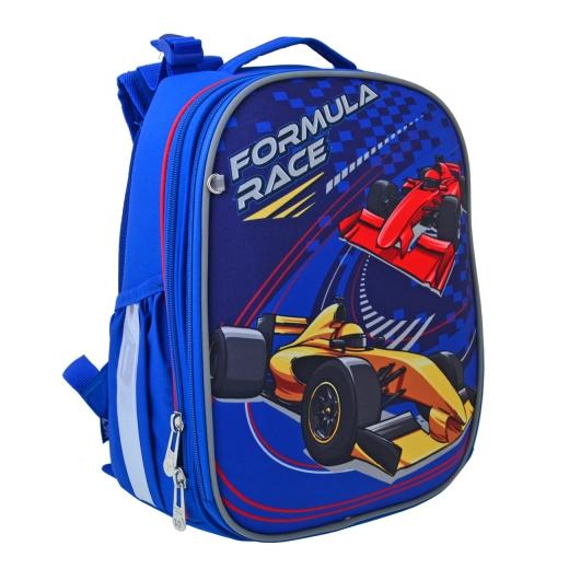 """Рюкзак школьный каркасный YES H-25 """"Formula Race"""""""