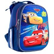 "Рюкзак школьный, каркасный H-25 ""Cars"""