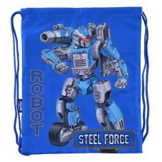 """Сумка 1Вересня для обуви SB-10 """"Steel Force"""""""