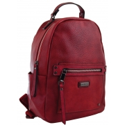 Рюкзак женский YES YW-14, бордовый