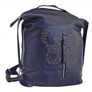 Рюкзак женский YES YW-17,  синий