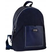 Рюкзак женский YES YW-19,  синий