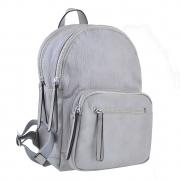 Рюкзак женский YES YW-43 «Jasmine» серый