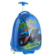 Чемодан детский YES на колесах M-Trucks, LG-3