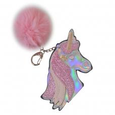 """Брелок-пушок YES """"Shiny Unicorn"""""""