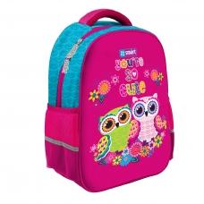 Рюкзак школьный SMART SM-02 Owls