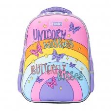 Рюкзак школьный SMART SM-02 Unicorn