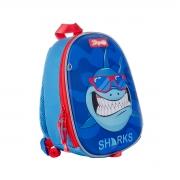 """Рюкзак детский 1Вересня K-43 """"Sharks"""""""