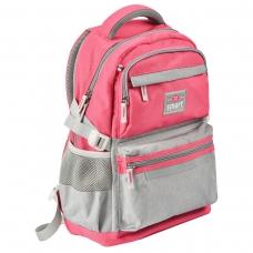 Рюкзак молодежный SMART TN-05 Rider, сер/роз