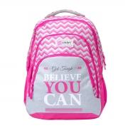 Рюкзак школьный SMART TN-01 Four plus You can
