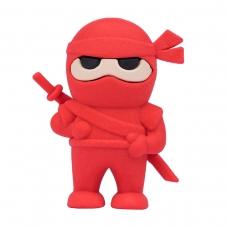 "Ластик фигурный YES ""Ninja"" 2 цв./уп."