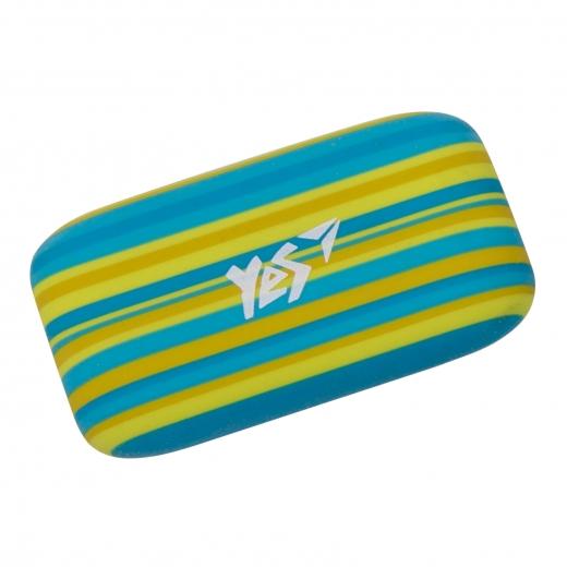 """Ластик фигурный YES """"Stripes"""" 2 цв./уп."""