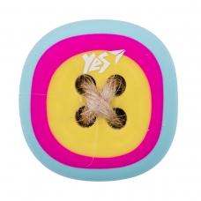 "Ластик фигурный YES ""Button"" 2 цв./уп."