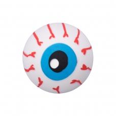 """Ластик фигурный YES """"Monster eye"""" 1 цв./уп."""