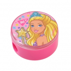 "Точилка круглая ""Barbie"""