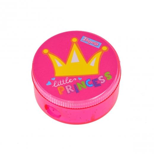 "Точилка круглая 1Вересня ""Little Princess"""