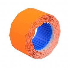 Ценник Datum флюо TCBL2612X 6,00м, овал 500шт/рол (оранж.)