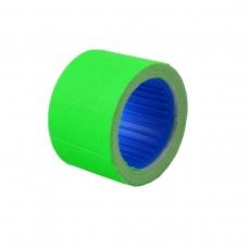 Ценник Datum флюо TCBL2616 3,20м, прям.200шт/рол (зел.)