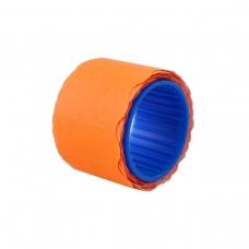 Ценник флюо TCBL2612X 1,92м, овал 160шт/рол (оранж.)