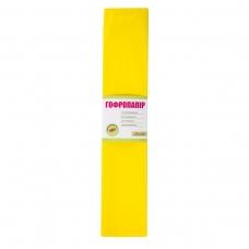 Бумага гофр. 1Вересня желт. 110% (50см*200см)