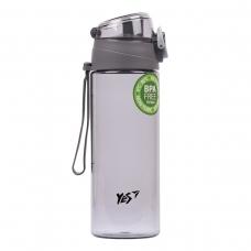 Бутылка для воды YES 620мл зеленая