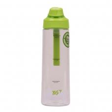 Бутылка для воды YES 850мл салатовая