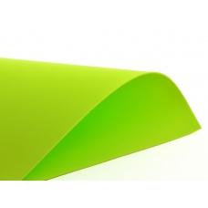 Набор Фоамиран А4, желто-зеленый