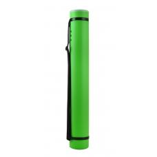 """Тубус """"Santi"""" раздвижной, диаметр 8,5 см, длина 65-110 см. цвет салатовый."""
