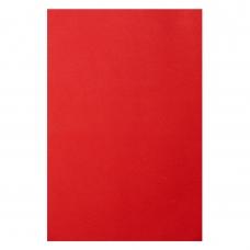 Фоамиран ЭВА темно-красный, 200*300 мм, толщина 1,7 мм, 10 листов