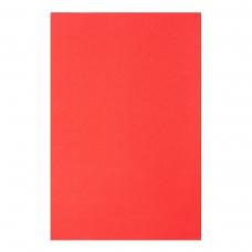 Фоамиран ЭВА красный, с клеевым слоем, 200*300 мм, толщина 1,7 мм, 10 листов