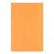 Фоамиран ЭВА оранжевый, с клеевым слоем, 200*300 мм, толщина 1,7 мм, 10 листов
