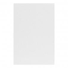 Фоамиран ЭВА белый махровый, 200*300 мм, толщина 2 мм, 10 листов