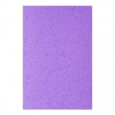Фоамиран ЭВА сиреневый махровый, 200*300 мм, толщина 2 мм, 10 листов