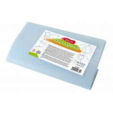 Обложка для тетрадей PVC(47см*21см), одност.фиксат.80мкм, матов.