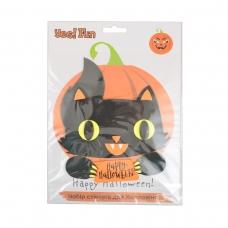 """Набор стикеров Yes! Fun для Хэллоуина """"Черный кот"""""""