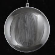 """Набор пластиковых форм Santi """"Плоский шар"""", 11 см, 5шт/уп"""