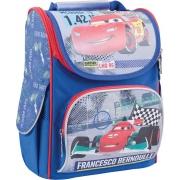 Рюкзак школьный каркасный 1 Вересня H-11 Cars, 34*26*14