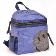 Сумка-рюкзак YES, синий