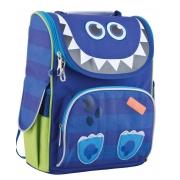Рюкзак школьный каркасный  YES  H-11 Smile, 34*26*14