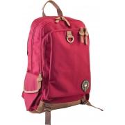 Рюкзак подростковый YES  OX 186, красный, 29.5*45.5*15.5