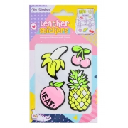"Набор наклеек YES Leather stikers ""Exotic fruits"""
