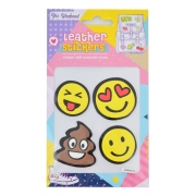 "Набор наклеек YES Leather stikers ""Smile"""