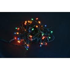 Электрогирлянда Yes! Fun, 50 микроламп, многоцветная, 2,3 м., 1 реж.мигания, зел.провод.