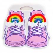 "Набор аксессуаров для шнурков YES  ""Rainbow"""