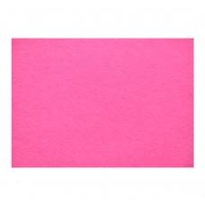Набор Фетр жесткий, глубокий розовый, 21*30см (10л)