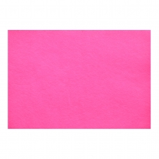 Набор Фетр мягкий, глубокий розовый, 21*30см (10л)