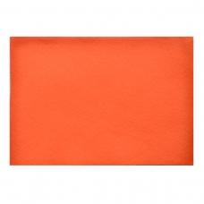 Набор Фетр Santi мягкий, морковный, 21*30см (10л)